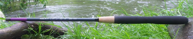NEXT 360 tenkara rod