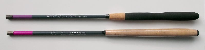 NEXT 360 5:5 tenkara rod