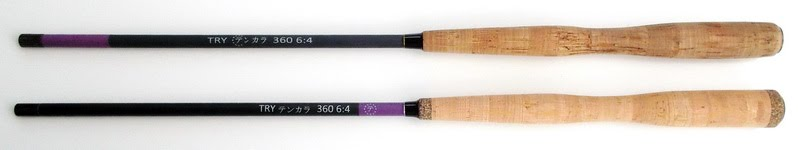 TRY360 tenkara rod